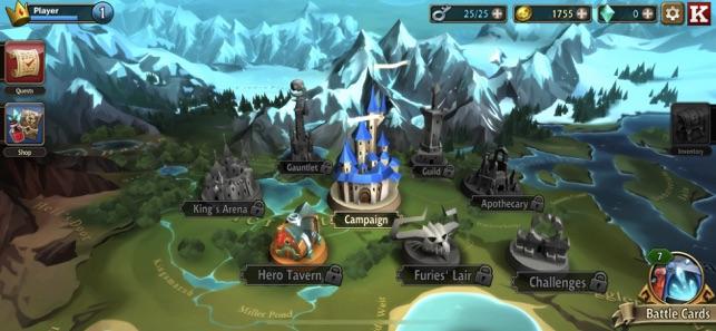 Mod Game BattleHand for iOS