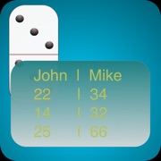 EZ Domino Score Keeping Pad