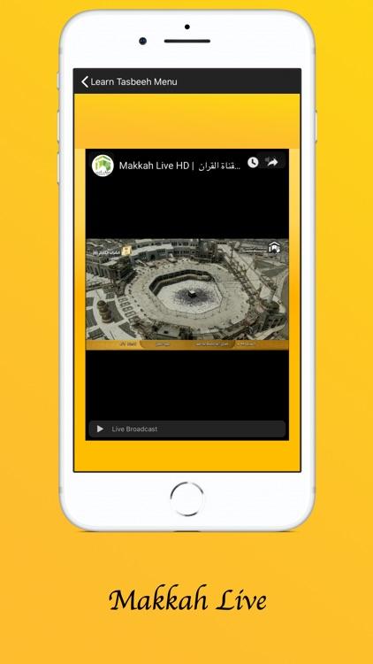 Learn Tasbeeh screenshot-5