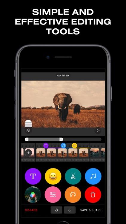 24FPS - Video Filter & LUT screenshot-3