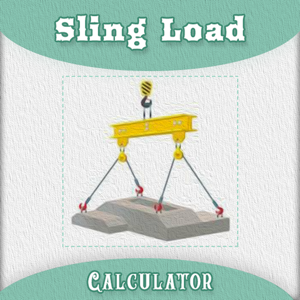 Sling Load Calculator Pro