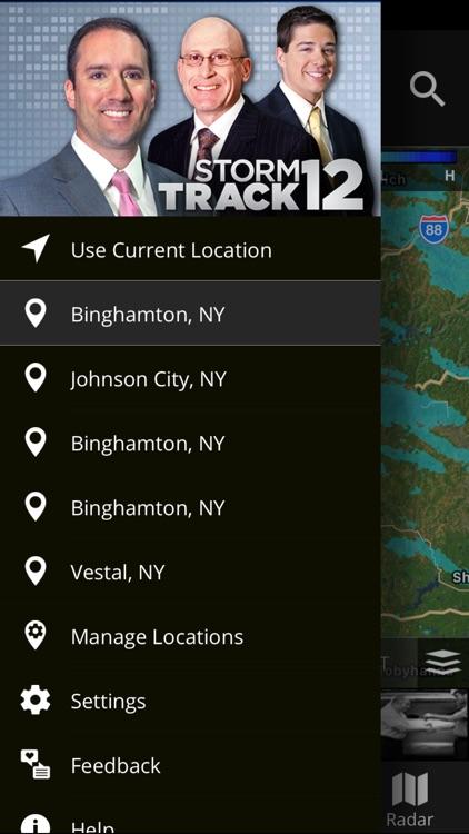 WBNG Storm Track 12 screenshot-4