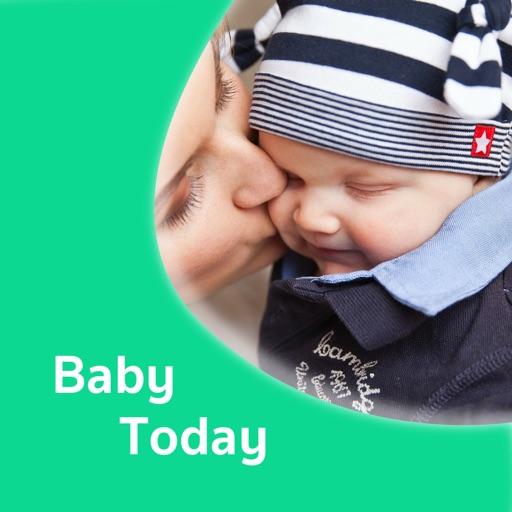 Baby Today Feed & Age Tracker iOS App