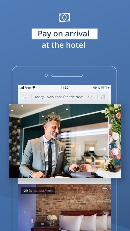 Dayuse.com screenshot-4