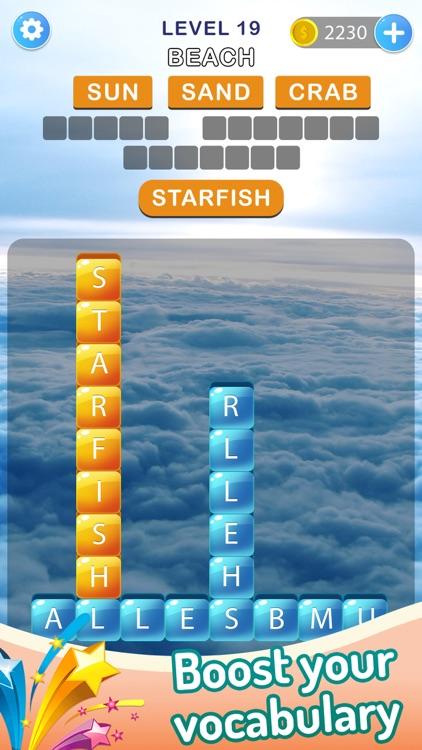 Word Slide: New Crossword Game screenshot-4