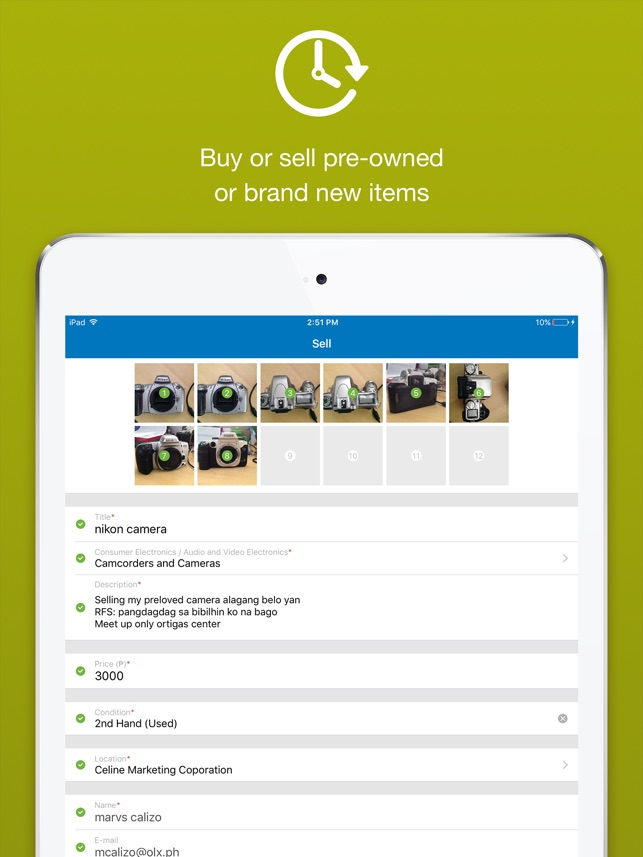 OLX Philippines Buy and Sell on the App Store