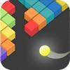 撞球 - 简单的躲避色彩方块的休闲游戏