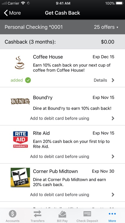 Eagle Bank Mobile Banking screenshot-6
