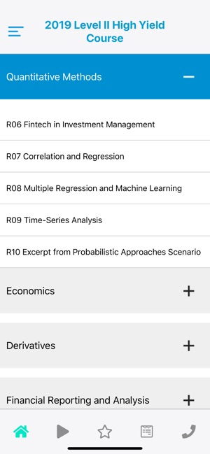 IFT High-Yield App CFA® Exams on the App Store
