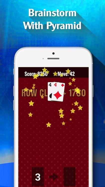 Pyramid Solitaire Card Classic screenshot-3