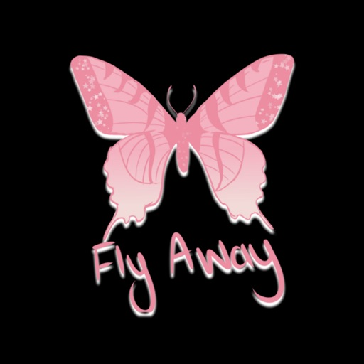 Fly Away Stickers icon