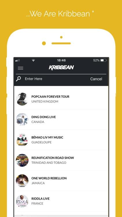 Kribbean screenshot-3