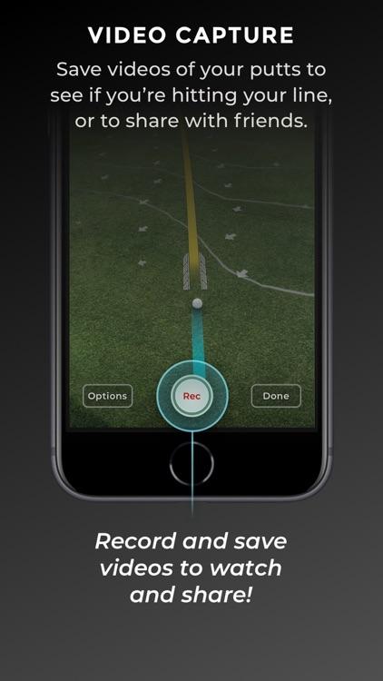 Golf Scope - AR Green Reading screenshot-3