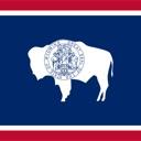 Wyoming emoji – USA stickers