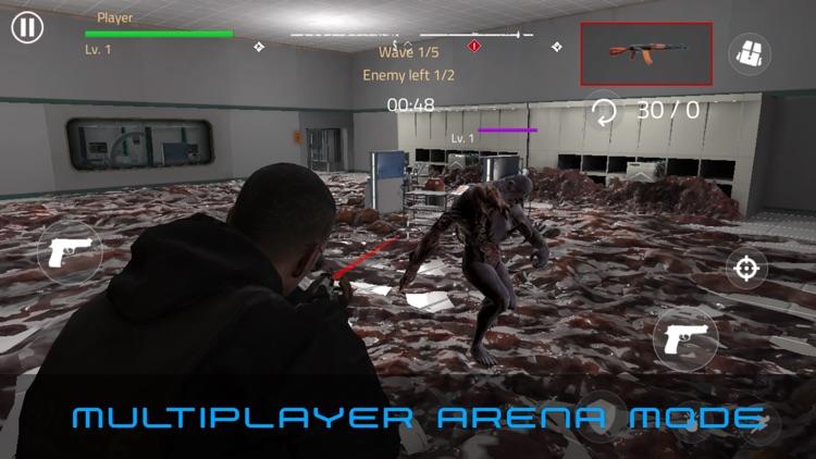 Cybersoul - Evil Rise 2 screenshot-6