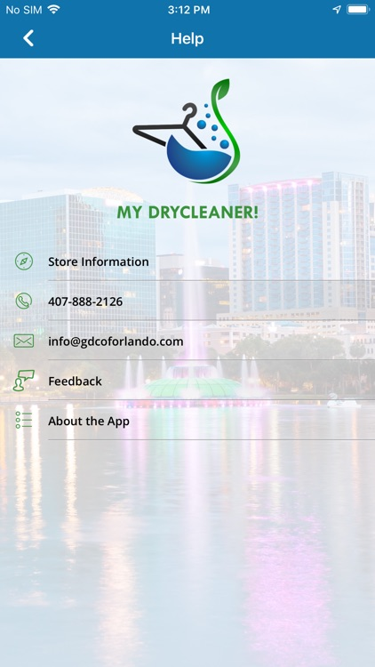 Green Dry Cleaners of Orlando screenshot-3