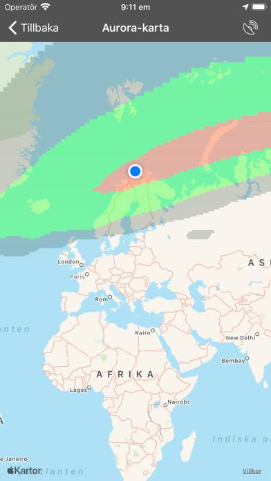 My Aurora Forecast på PC