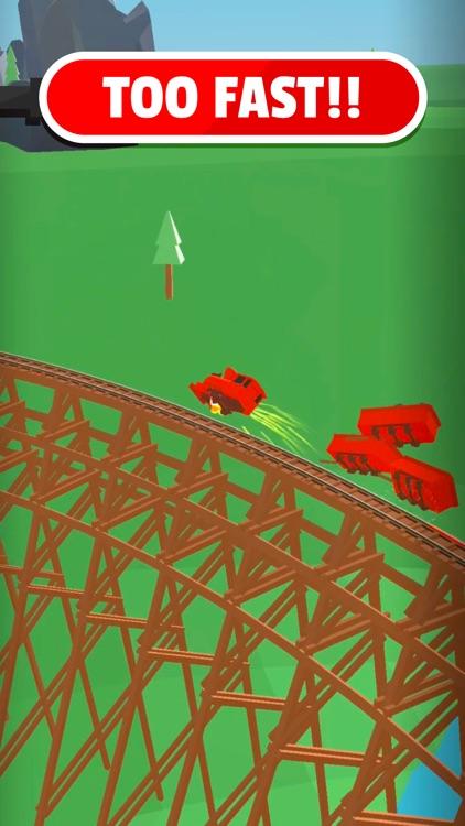 Off the Rails 3D screenshot-3