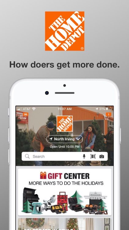 The Home Depot screenshot-0