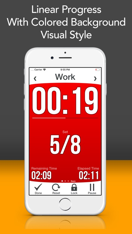 Circuit Training Timer Lite screenshot-8