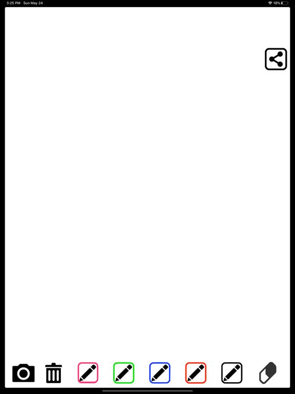 WHITEBOARD -smooth- screenshot one