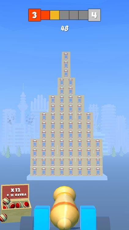 Hit & Knock : Destroy Tower screenshot-7