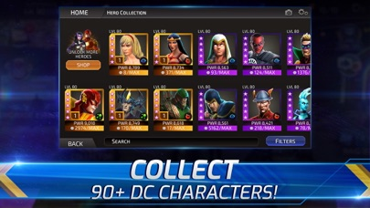 DC Legends: Battle for Justice screenshot one