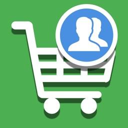 Shopping List & Sharing