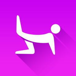 ‎Butt Workout and Fitness App