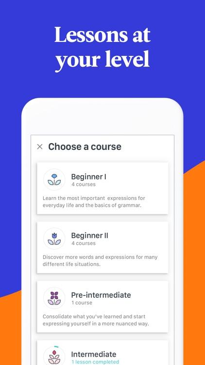 Babbel – Learn Languages screenshot-8