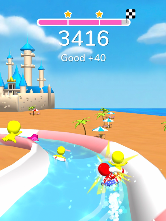 Waterpark: Slide Race screenshot 13