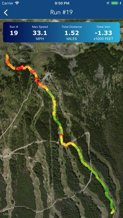 Ski Tracker & Snow Forecast screenshot 5