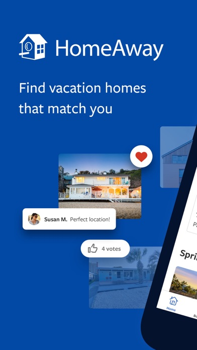 messages.download HomeAway Vacation Rentals software