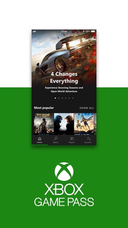 Xbox Game Pass screenshot-3