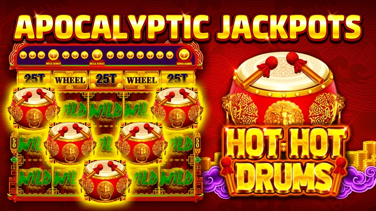 Cash Frenzy - Slots Casino screenshot-4