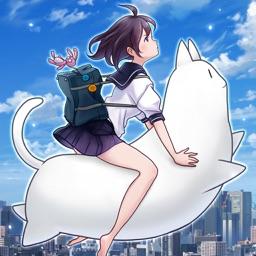 私、猫で飛びます。