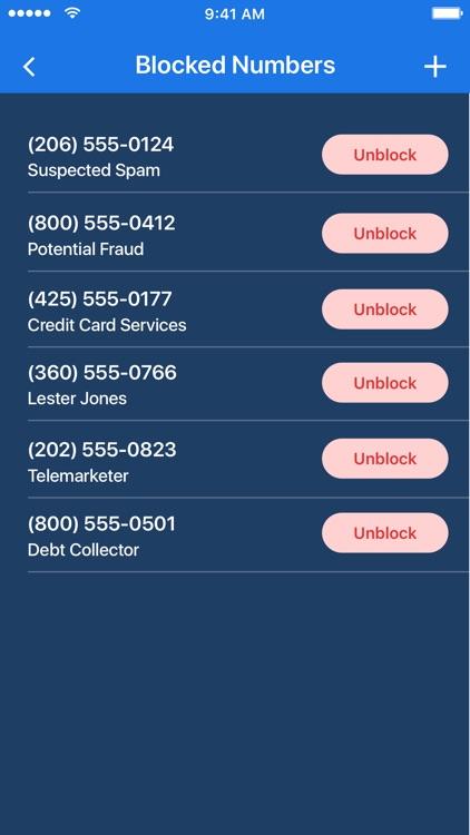 Mr. Number Lookup & Call Block screenshot-5