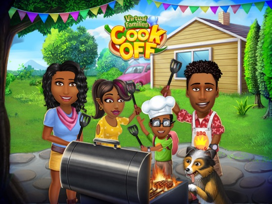 Virtual Families: Cook Offのおすすめ画像1