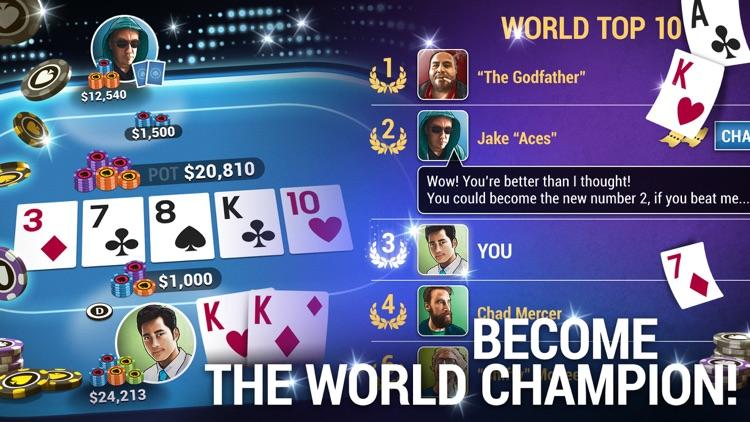Poker World - Offline Poker screenshot-5