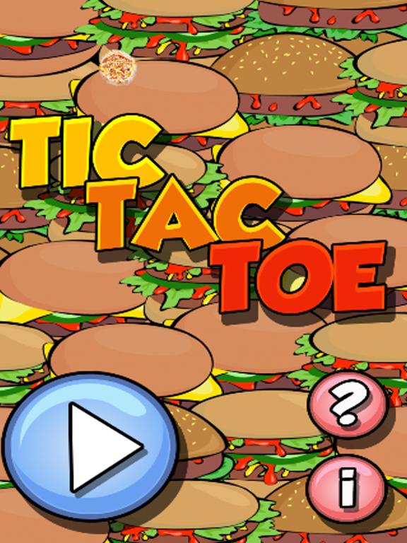 Burger Tic-Tac-Toe (2-Player) screenshot 3