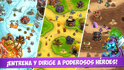 Screenshot for Kingdom Rush Vengeance in Dominican Republic App Store