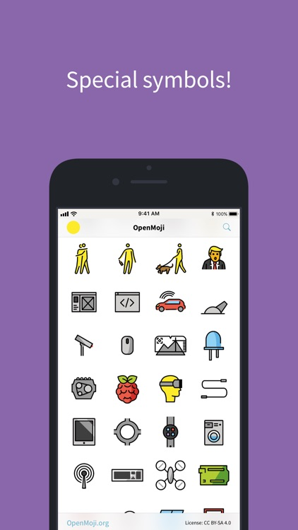 OpenMoji screenshot-4