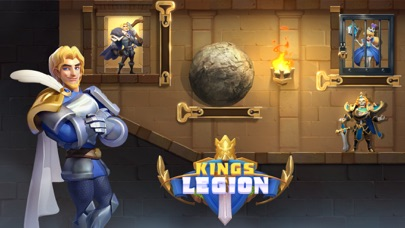 Kings Legion screenshot 1