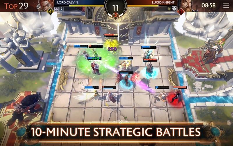 Might & Magic: Chess Royale screenshot 1