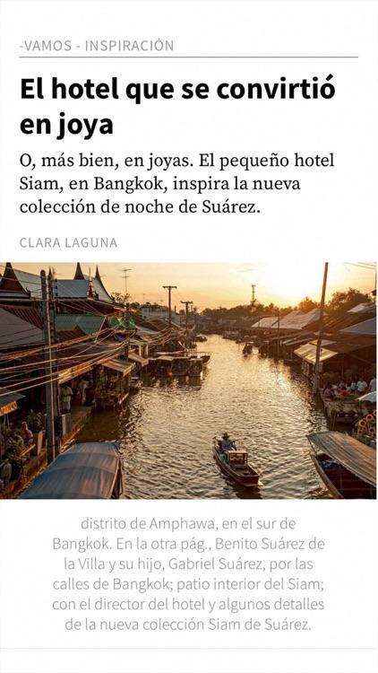 Conde Nast Traveler España screenshot-4