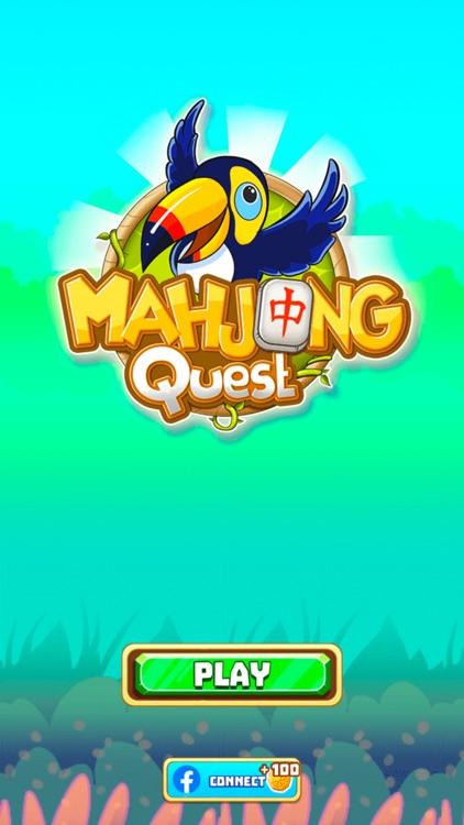 Mahjong Quest - Majong Games screenshot-0