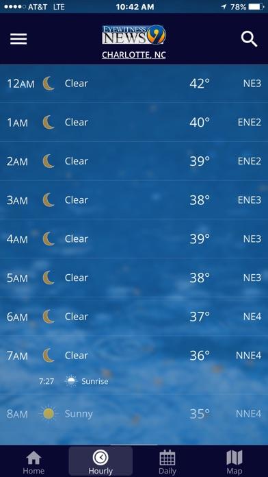 WSOC-TV Channel 9 Weather App   App Price Drops