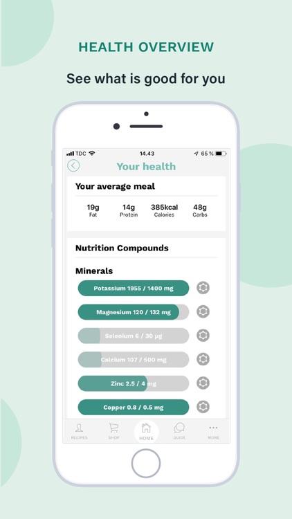 Plant Jammer: Healthy Recipes screenshot-6