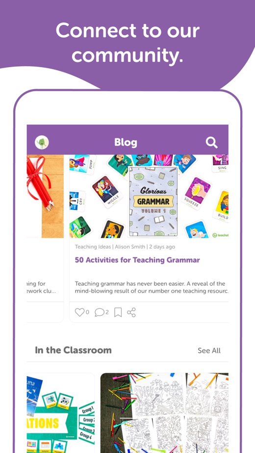 Teach Starter App 截图