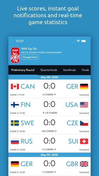 IIHF 2020